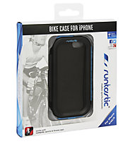 Runtastic Bike Case iPhone - custodia per iPhone, Black
