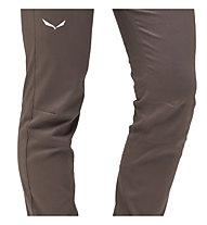 Salewa 5 Pockets Hemp W Pnt - Hose - Damen, Brown