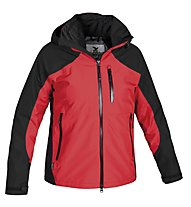 Salewa Artik GTX W Jacket Giacca Antipioggia in GORE-TEX alpinismo, Red