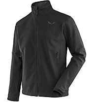 Salewa Cesano SW - giacca softshell trekking - uomo, Black