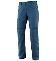 Salewa *Isea Dry - pantaloni trekking - donna, Blue