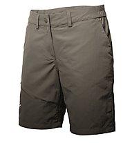 Salewa Isea Dry - pantaloni corti trekking - donna, Light Brown
