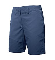 Salewa Isea Dry - pantaloni corti trekking - donna, Light Blue