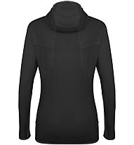 Salewa *Light Micro Pl M FZ - Damen-Fleecejacke, Black