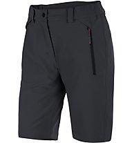 Salewa Melz Dst W Shorts Damen Wander- und Trekkinghose kurz, Black