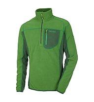 Salewa Plose 2 Half-Zip Pullover, Treetop