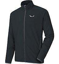 Salewa Plose - giacca in pile trekking - uomo, Black