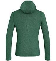 Salewa Rocca 2 Pl Hoody - giacca in pile con cappuccio - uomo, Green