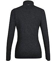 Salewa Rocca 2 PL - giacca in pile - donna, Black