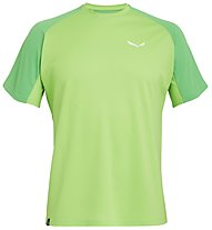 Salewa Sporty B 3 Dry - T-shirt trekking - uomo, Green