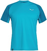 Salewa Sporty B 3 Dry - Kurzarm-Shirt Wandern - Herren, Azure