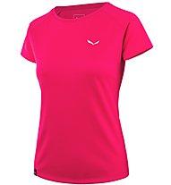 Salewa Sporty B 3 Dry - Kurzarm-Shirt Wandern - Damen, Pink