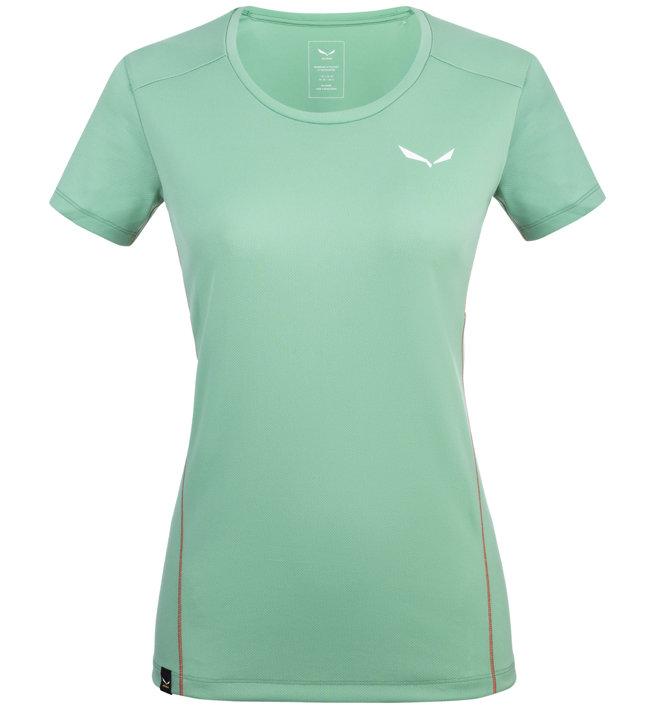 Salewa *Sporty B 4 Dry M - Trekkingshirt - Damen, Green
