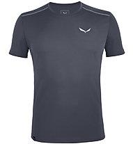 Salewa *Sporty B 4 Dry - Herren-Trekking-T-Shirt, Blue