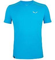Salewa *Sporty B 4 Dry - Herren-Trekking-T-Shirt, Light Blue
