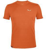 Salewa *Sporty B 4 Dry - Herren-Trekking-T-Shirt, Dark Orange