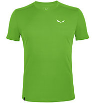 Salewa *Sporty B 4 Dry - T-shirt trekking - uomo, Green/White