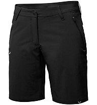 Salewa *Talvena DST - pantaloni corti trekking - donna, Black