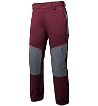 Salewa Agner 3 DST K - pantaloni lunghi trekking - bambino, Dark Red