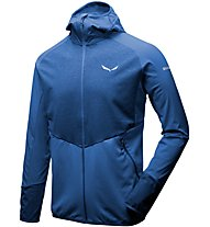 Salewa Agner Cordura 2 Pl - Fleecejacke mit Kapuze - Herren, Light Blue