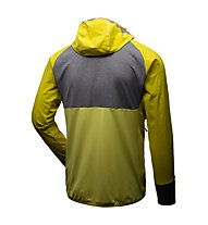 Salewa Agner Cordura 2 PL - giacca in pile arrampicata - uomo, Grey/Yellow