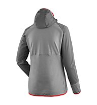 Salewa Agner Cordura 2 - giacca in pile - donna, Grey