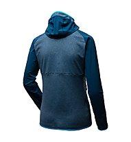 Salewa Agner Cordura 2 - giacca in pile - donna, Blue