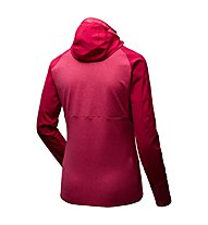 Salewa Agner Cordura 2 - giacca in pile - donna, Red