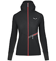 Salewa Agner DST/DRY - giacca alpinismo - donna, Black/Red