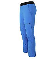 Salewa Agner DST K 2/1 - pantalone 2-in-1 - bambino, Blue/Black