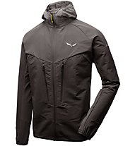 Salewa Agner Engineered DST - giacca con cappuccio alpinismo - uomo, Grey