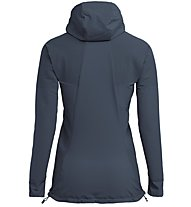 Salewa Agner Engineered DST - giacca con cappuccio - donna, Dark Blue
