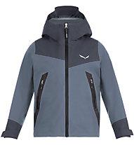 Salewa Agner GTX 3L K - giacca in GORE-TEX - bambino, Grey
