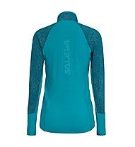 Salewa Agner Hybrid - maglia a manica lunga - donna, Blue