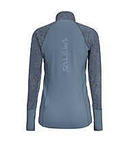 Salewa Agner Hybrid - maglia a manica lunga - donna, Grey
