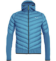 Salewa Agner Hybrid Dwn - giacca piumino - uomo, Light Blue/Light Blue