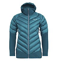 Salewa Agner Hybrid Down W - Hybridjacke - Damen, Light Blue