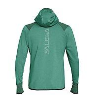 Salewa Agner Hybrid Pl/Dst - giacca softshell - uomo, Green