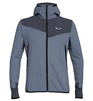 Salewa Agner Hybrid Pl/Dst - giacca softshell - uomo, Grey