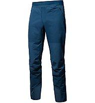 Salewa Agner Light Dst Engineer - pantaloni arrampicata - uomo, Blue