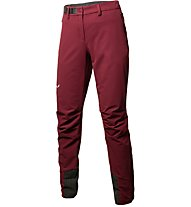 Salewa Agner Orval 2 DST - pantaloni trekking - donna, Red