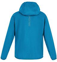 Salewa Agner PTX 2,5L K Jkt - giacca hardshell con cappuccio - bambino, Light Blue