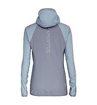 Salewa Agner PTX 3L - Hardshelljacke mit Kapuze - Damen, Light Grey