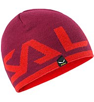 Salewa Agner Rev Wo K Beanie Wintermütze, Red