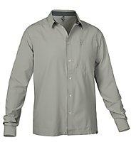 Salewa Alcea DRY Shirt L/S camicia a maniche lunghe trekking, Juta
