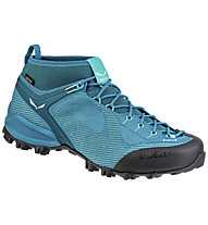 Salewa Alpenviolet GTX - Trekkingschuh - Damen, Light Blue