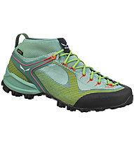 Salewa Alpenviolet GTX - Trekkingschuh - Damen, Green