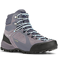 Salewa Alpenviolet Mid GTX - Trekkingschuh - Damen, Violet/Light Blue