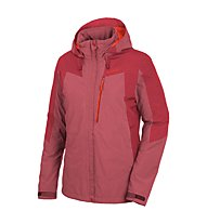 Salewa Alphubel GORE-TEX Jacke Damen, Velvet Red