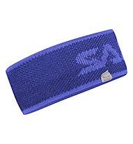 Salewa Alphubel WO Headband Fascia Paraorecchie, Spectrum Blue